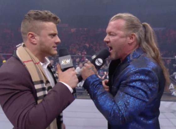 Chris Jericho Vs. MJF, With Jericho's Career On The Line, Added To AEW All Out