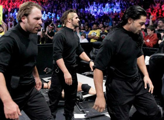 Jon Moxley: The Shield May Be The Last Big Act In WWE From The Old Way Of Doing Things