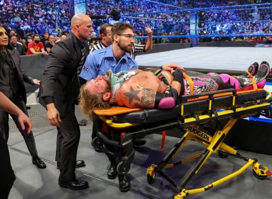 """Report: Edge To Be Off WWE TV For """"A Few Months"""""""