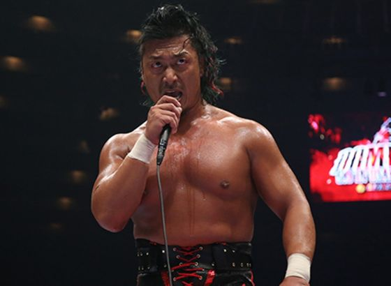 Shingo Takagi Wants To Wrestle In A Current Blast Deathmatch At NJPW Summer Struggle In Jingu