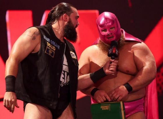 El Gran Gordo Debuts On WWE Raw