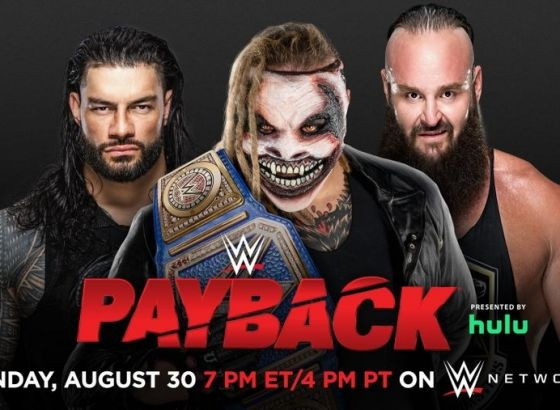 5 Biggest Headlines From WWE Payback 2020