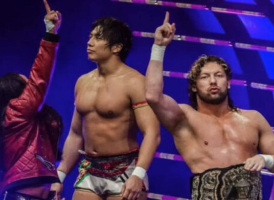 Report: Konosuke Takeshita To Wrestle On AEW: Dark