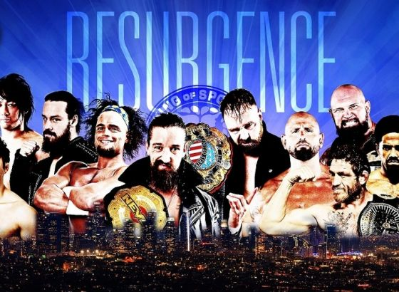 NJPW Resurgence Announced For Los Angeles In August