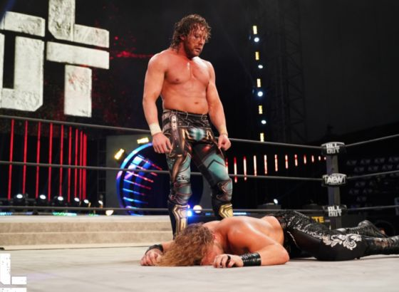 Hangman Page-Kenny Omega Video Package On AEW: Dynamite Was Inspired By South Park