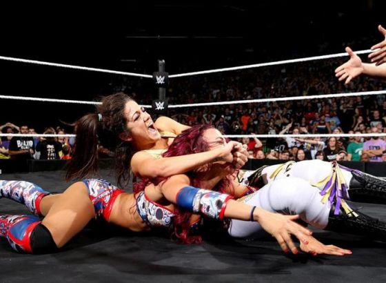 Sasha Banks: WWE NXT TakeOver Match With Bayley Is The Greatest Women's Match Ever