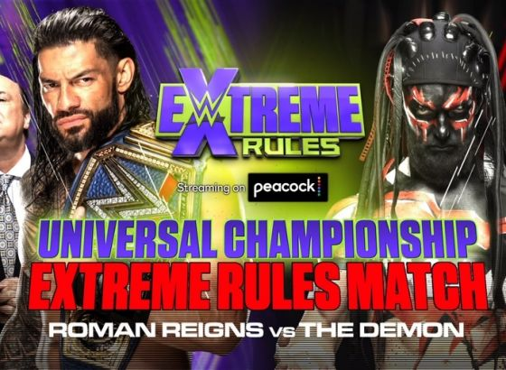 New Stipulation Added To Universal Title Match At WWE Extreme Rules 2021