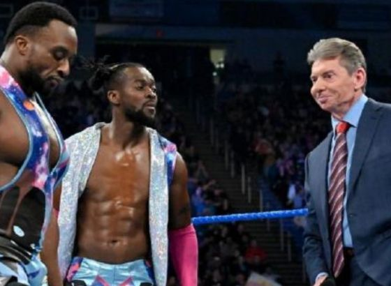 Kofi Kingston Says Vince McMahon Was The Driving Force Behind Keeping The New Day Together