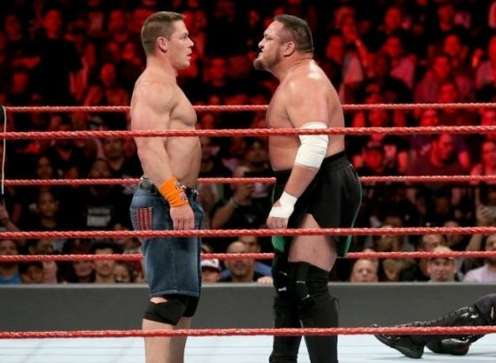 Samoa Joe: John Cena Is Not Given Enough Credit For What He Does In WWE