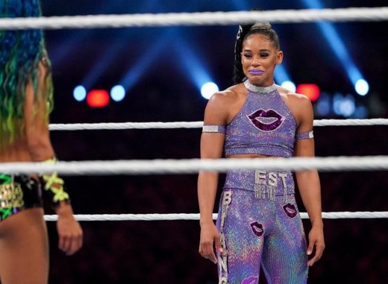 Bianca Belair Reflects On Her WWE WrestleMania 37 Match With Sasha Banks