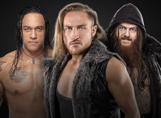 New Match Added To WWE NXT TakeOver: WarGames 2019