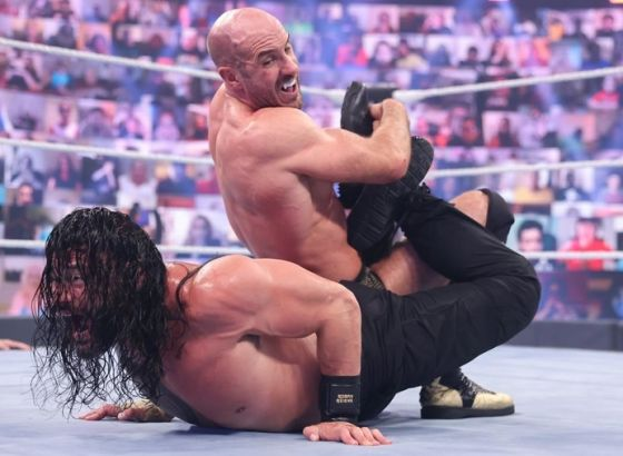 WWE's Cesaro Was Told It Would Take A While For Him To Be In A World Title Match