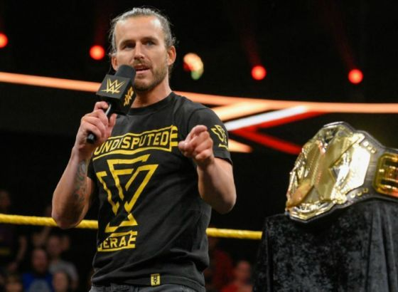 Report: Update On Adam Cole's WWE Contract