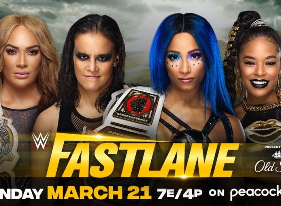 Women's Tag Team Championship Match Set For WWE Fastlane 2021