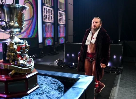 Exclusive: Trent Seven Excited To Welcome WWE NXT UK Fans To BT Studios
