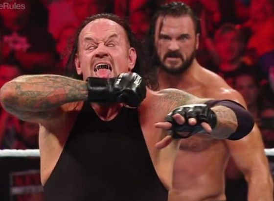 "Drew McIntyre Responds To The Undertaker Calling WWE ""Soft"""