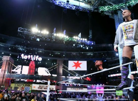 CM Punk: No One In WWE Could Follow My WrestleMania 29 Match
