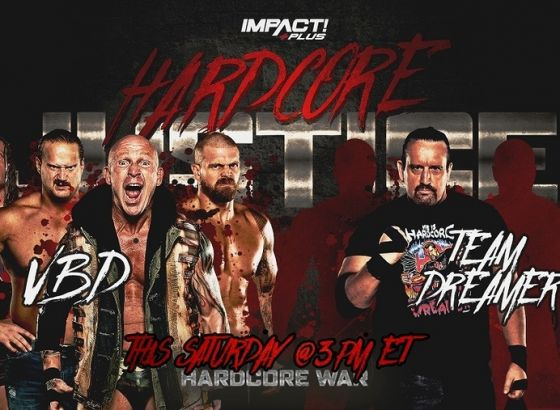 Five More Matches Added To IMPACT: Hardcore Justice