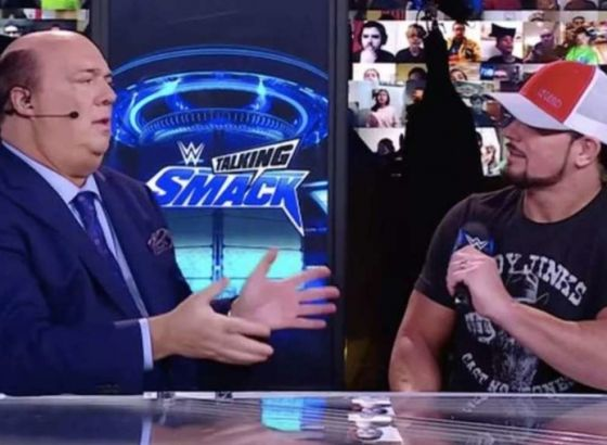 Paul Heyman Comments On Backstage Tensions In WWE With AJ Styles