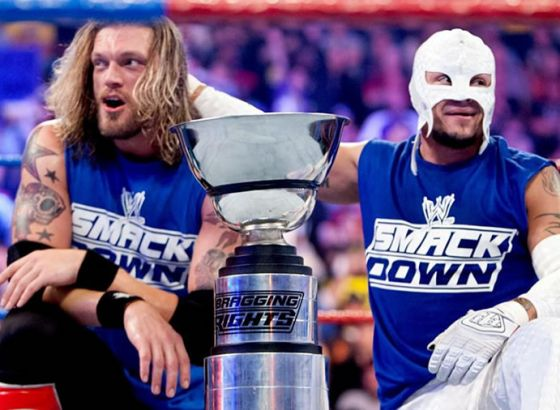 Edge Describes Rey Mysterio As 'A Living Legend' In WWE