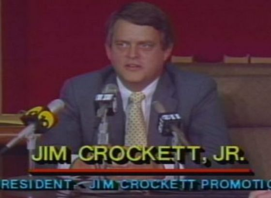 """Longtime Promoter Jim Crockett Jr Dealing With """"Grave"""" Health Issues"""