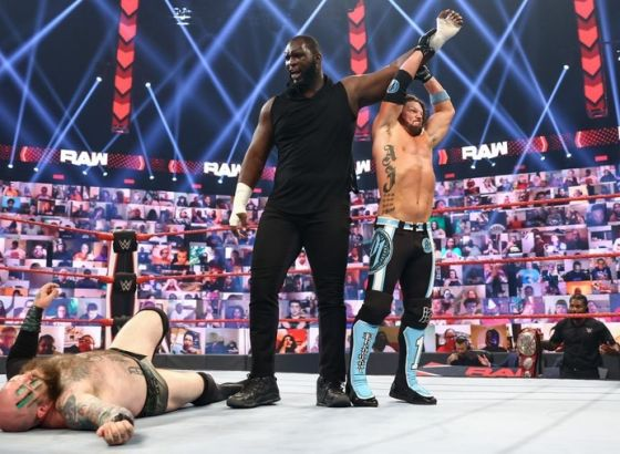 Tommy Dreamer Thinks Omos Is A Future WWE Champion