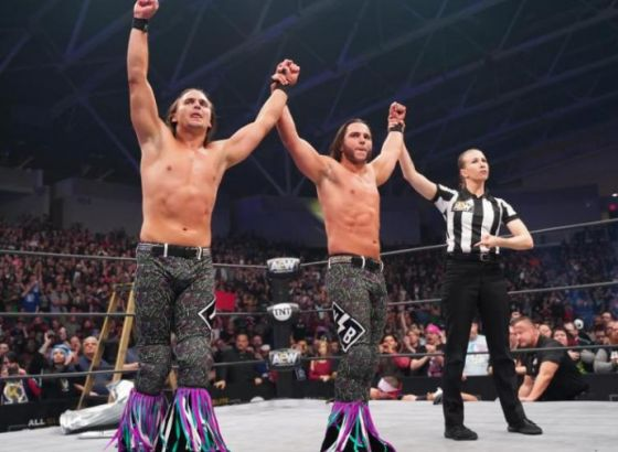 The Young Bucks Reveal They're Saving Blood And Guts For Full Return Of Fans
