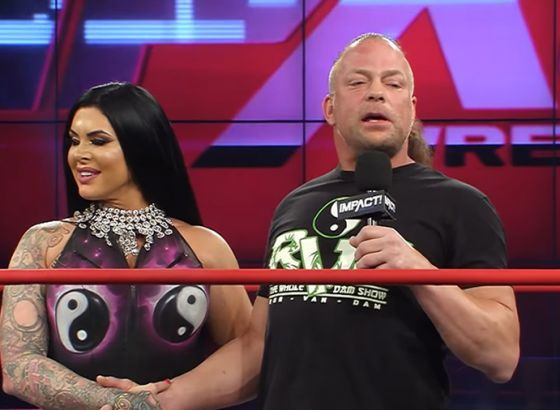 "IMPACT Wrestling Star Rob Van Dam Admits He Has Suffered ""Hundreds Of Concussions"""