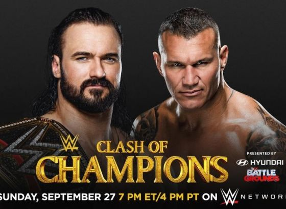 Final WWE Clash Of Champions 2020 Card - Matches, Start Time, Predictions