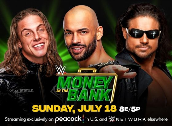 Seven Money In The Bank Match Participants Revealed On WWE Raw