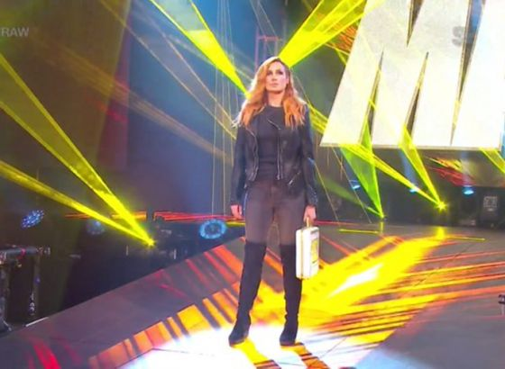 Becky Lynch Announces She's Pregnant, Relinquishes Raw Women's Title To Asuka