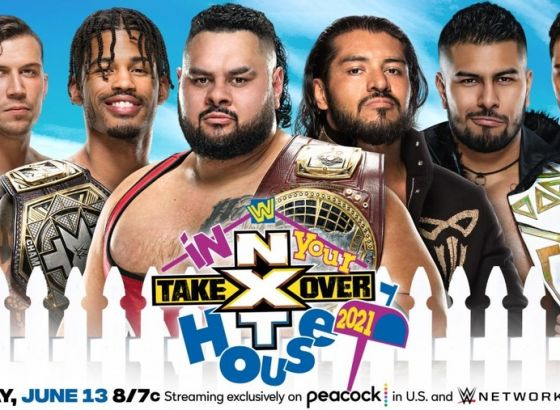 'Winners Take All' Tag Team Match Set For WWE NXT TakeOver: In Your House