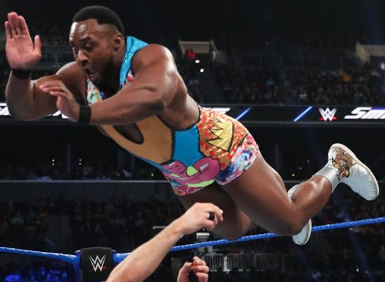 WWE's Big E Comments On #SpeakingOut Movement