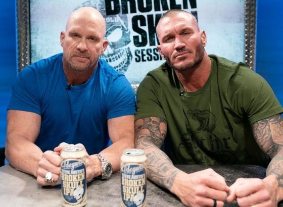 WWE's Randy Orton Set For Steve Austin's Broken Skull Sessions