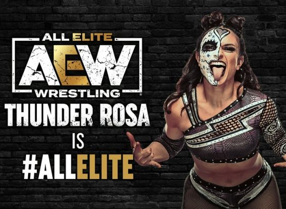 Report: AEW Bought Out Thunder Rosa's NWA Contract