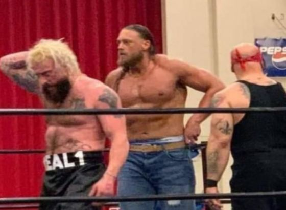 Big Cass Makes First Wrestling Appearance Since 2019