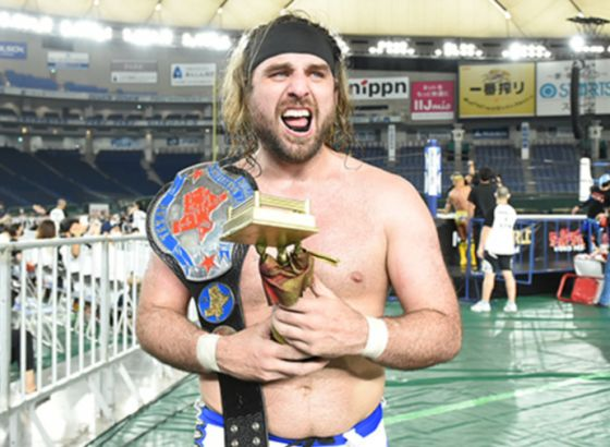 Report: Chase Owens To Enter NJPW G1 Climax 31