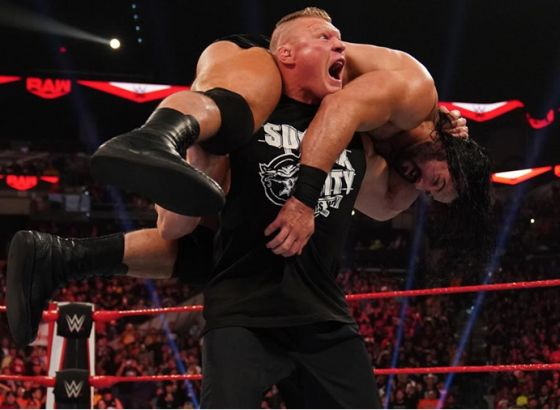 Brock Lesnar's Opponent At WWE Super ShowDown Confirmed