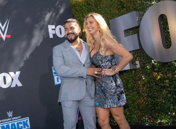 Charlotte Flair 'Motivated & Inspired' By Andrade's Decision To Leave WWE