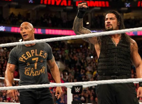 "Roman Reigns Says A Match With The Rock At WWE WrestleMania 39 ""Just Makes Sense"""