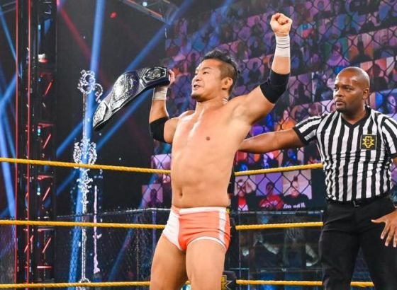 Report: WWE NXT Adding More Focus To Their Cruiserweight Division
