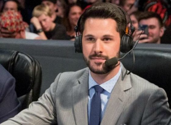 Tom Phillips Replaces Vic Joseph As Lead WWE Raw Announcer Going Forward