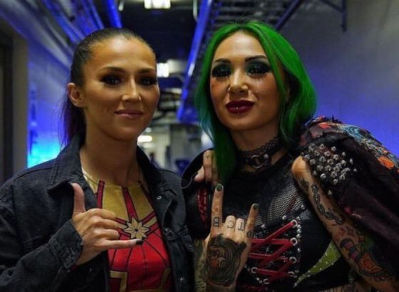 Report: Shotzi Blackheart & Tegan Nox Officially Called Up To WWE SmackDown