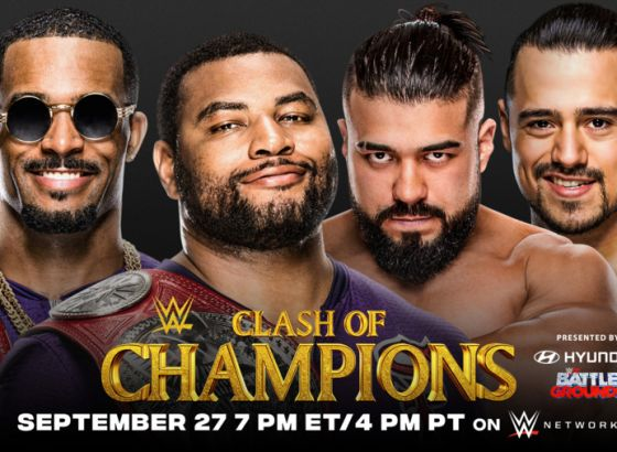 WWE Clash Of Champions 2020 Live Results
