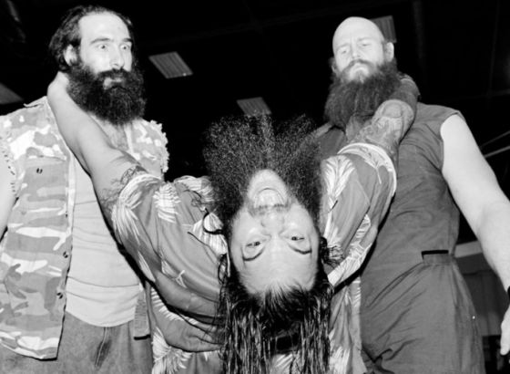 Erick Redbeard Reveals WWE Asked Him To Return For The Wyatt Swamp Fight