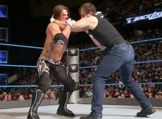 The Story Of AJ Styles Vs. Dean Ambrose - A Forgotten WWE Championship Classic