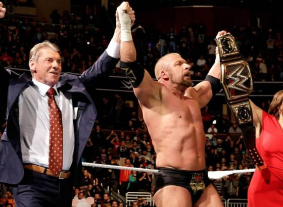 Jim Ross: Triple H Isn't Given Enough Credit Because He Married WWE's Stephanie McMahon