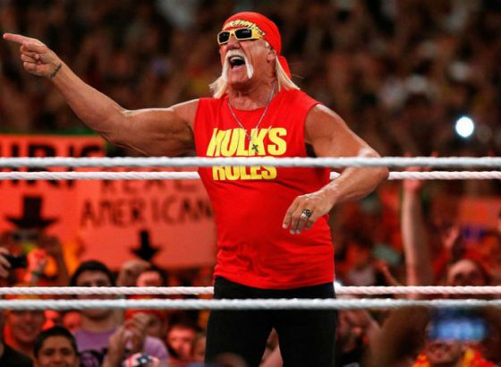 Tony Khan Reveals Hulk Hogan Is Banned From AEW Events