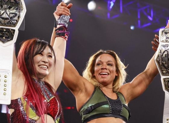 New WWE NXT Women's Tag Team Champions Crowned At The Great American Bash