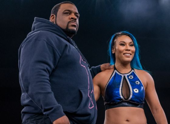 WWE's Keith Lee And Mia Yim Announce Engagement